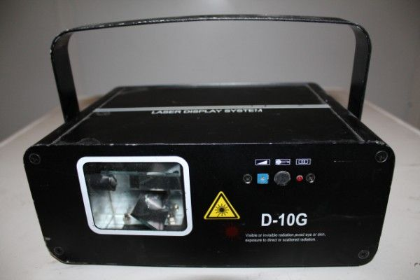 Vendo Laser 10g En Alicante Hispasonic Color Verde Producto