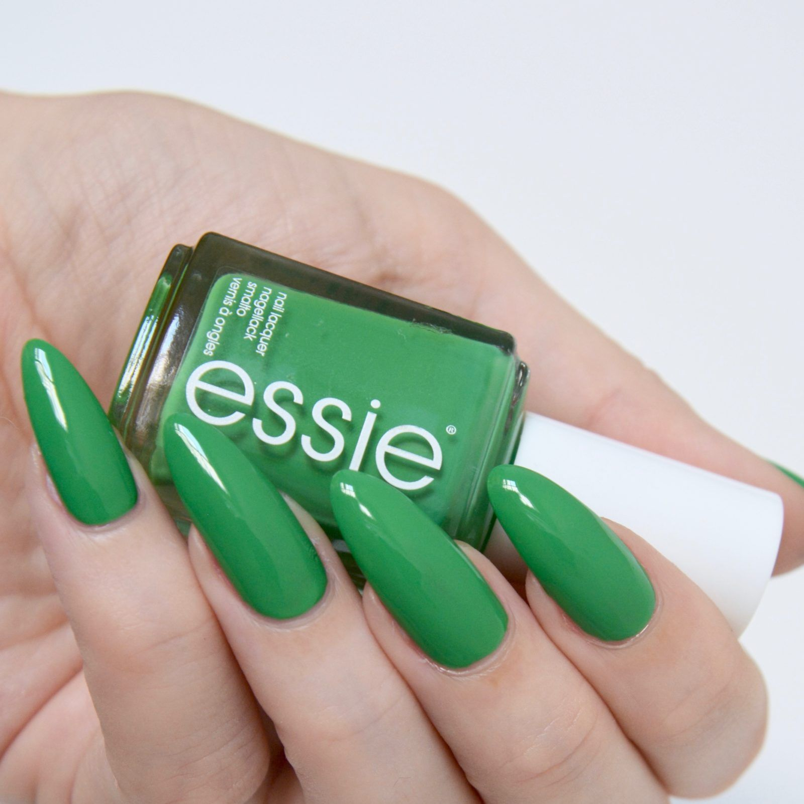 Essie Spring 2017 Collection | Manicure, Nail inspo and Green nail