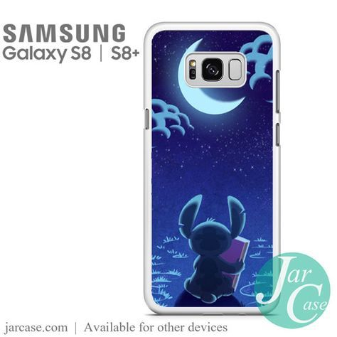 stitch samsung s8 plus phone case