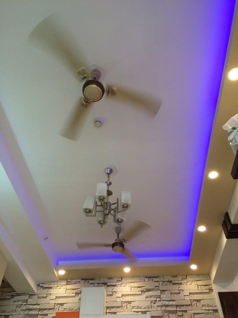 False Ceiling Modern By Pee Cee Interiors Modern In 2020 Pop