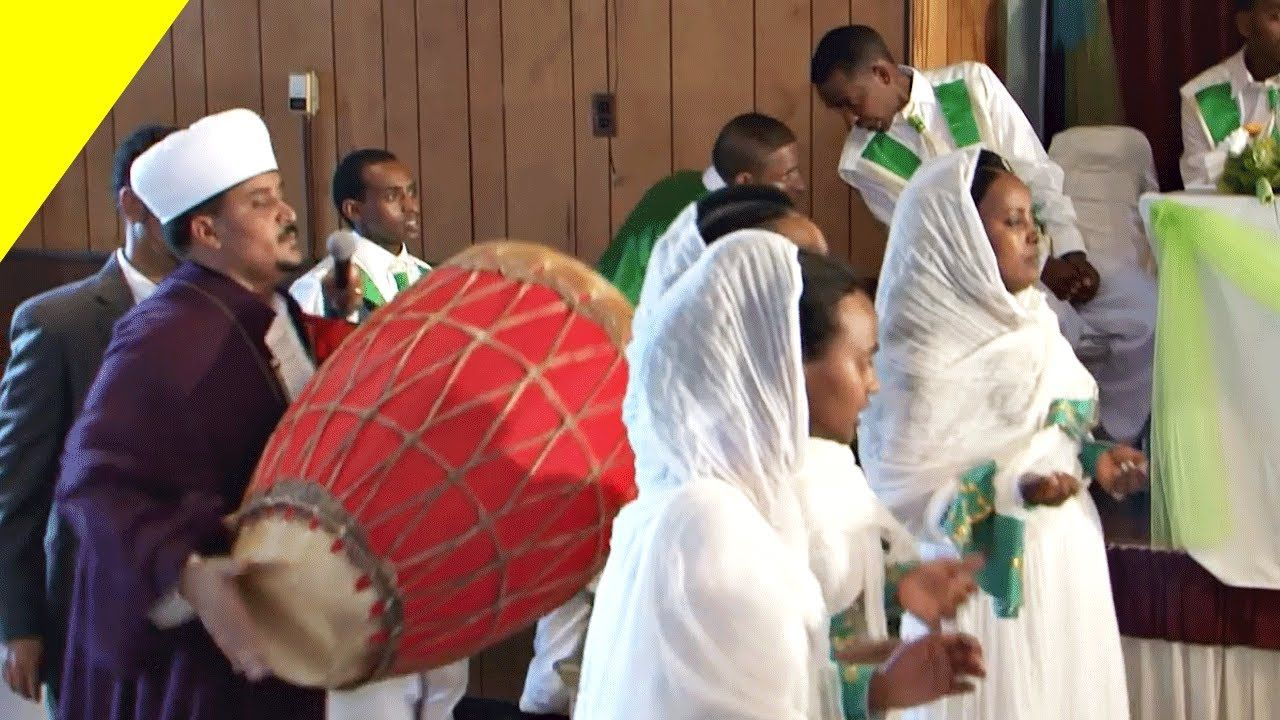 Eritrean Orthodox Tewahdo Mezmur 2017 Eritrea Wedding Part 4