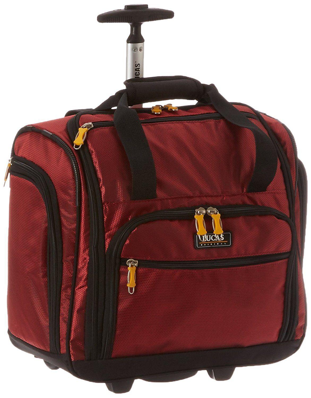 LUCAS Wheeled Underseat Cabin Bag 16