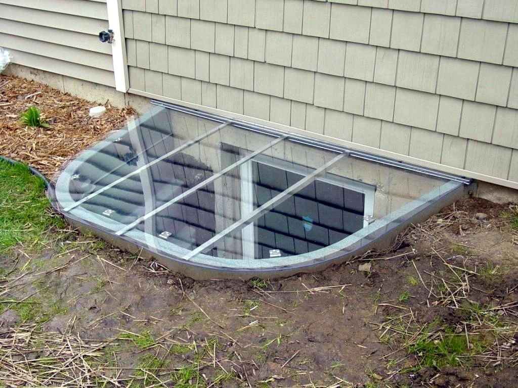How much does an egress window cost installation window for Basement outside entrance cost