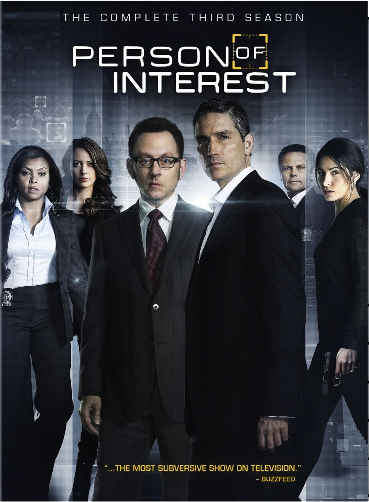 Person of Interest Season 4 premieres Wednesday on NetFlix  I cannot