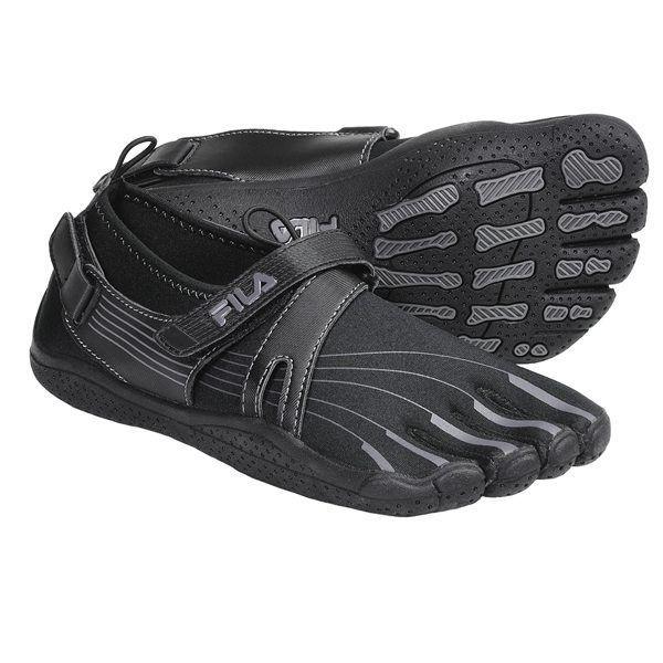fila skele toes water shoes