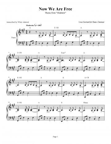 SCARICA GLADIATORE MIDI