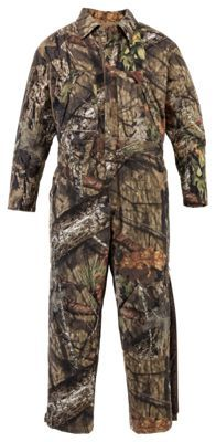 redhead silent hide insulated coveralls for men mossy on insulated overalls for men id=11700