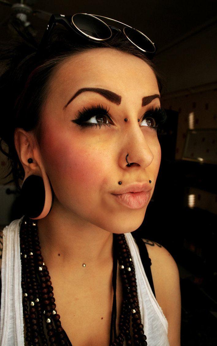 Big Plugs body jewelry nose ring monroe piercing piercings