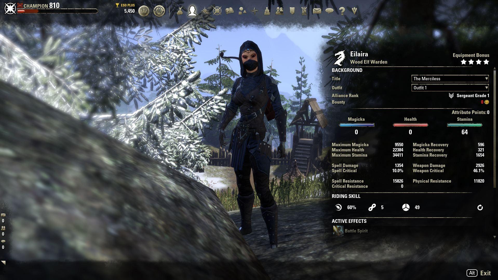 I Just Made Level 810!!!! — Elder Scrolls Online