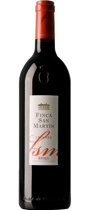 Finca San Martin Crianza 2013 Desde 6 98 Botellas De Vino Vino Tinto Vino Rioja