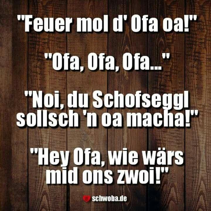 #ofen #winter #kalt #anmachen #seggl #schwäbisch #schwaben #schwoba