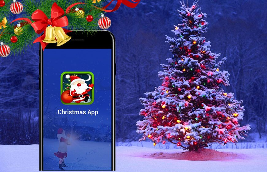 Best 15 Christmas 🎄 Apps For iOS & Android To Make Your