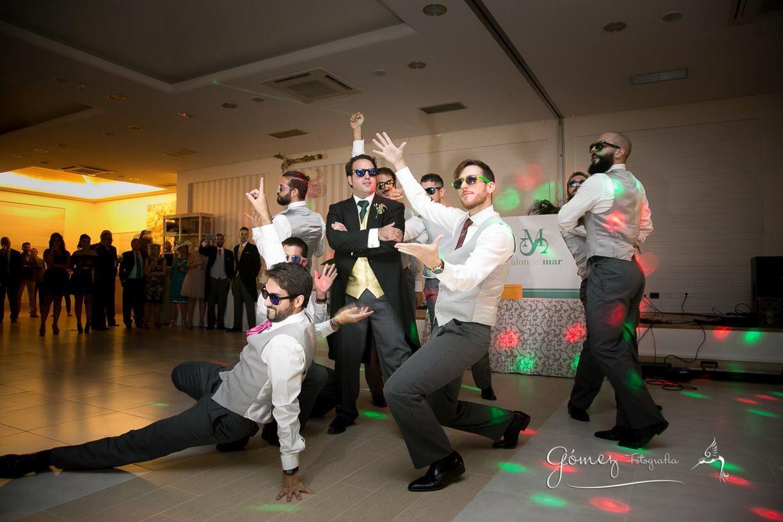 Baile Alberto y amigos.. Genial!!!