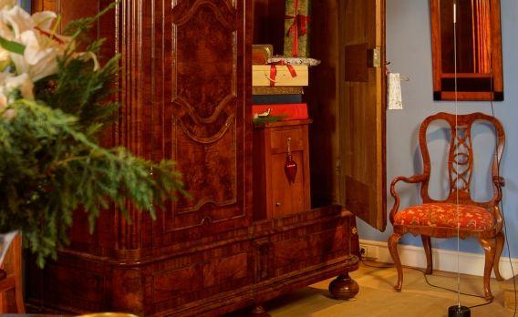Antiquitäten Glanz,Lampe/Leuchte,weiß,Kunststoff, modern,Wohnzimmer