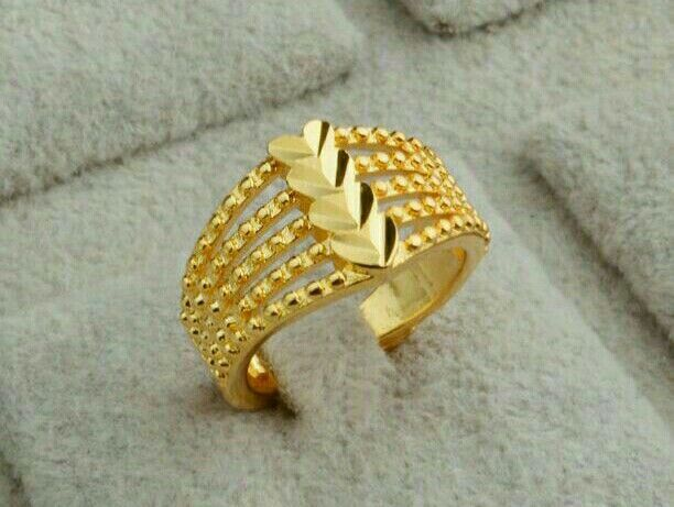 Pin By Anitha Teju On Anitha Gold Ring Designs Gold Jewelry