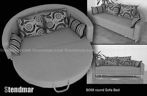 Round Sofa Bed Photos Not Available