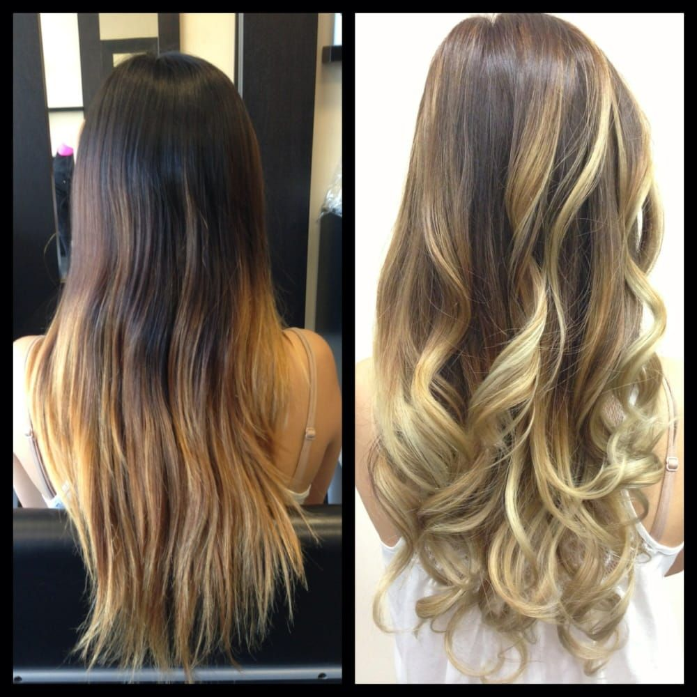 Balayage highlights  Yahoo Image Search Results  Hair  Pinterest