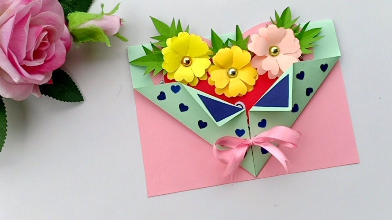 How To Make Special Birthday Card For Best Friend Diy Gift Idea Youtube Special Birthday Cards Handmade Birthday Cards Birthday Cards Diy