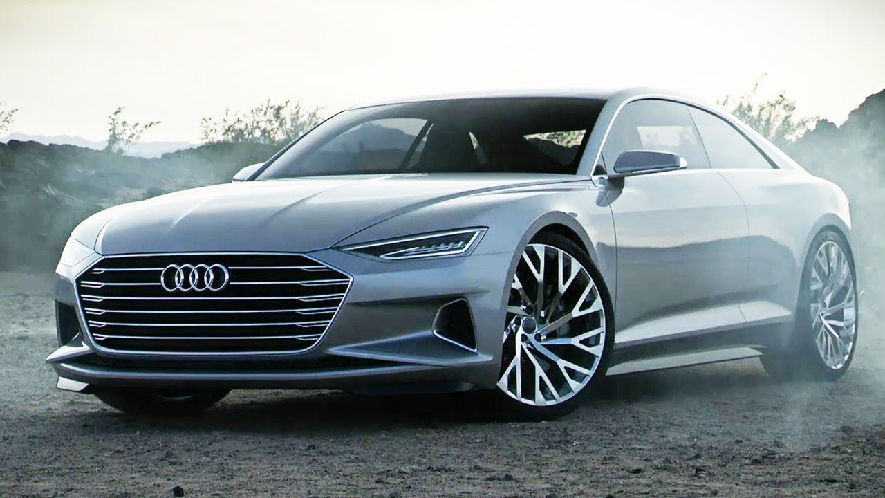OFFICIAL Audi Prologue Concept The Future Audi A Houses Cars - Audi official