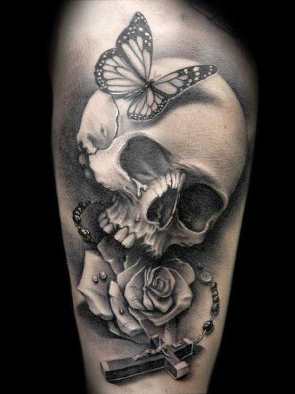 Tatuajes De Calaveras Significado E Ideas Mis Tatuajes Tattoos