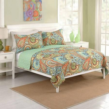 Better Homes And Gardens Raven Bedding Quilt Home Home Garden