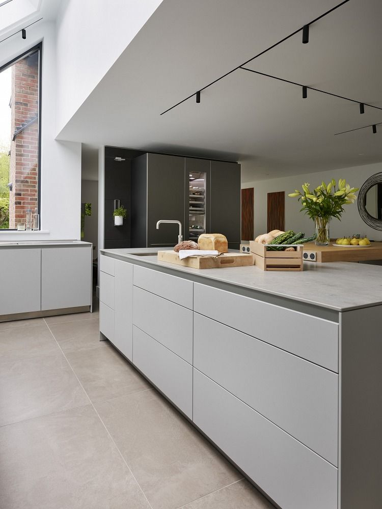 Kitchen Architecture bulthaup – Contemporary new build