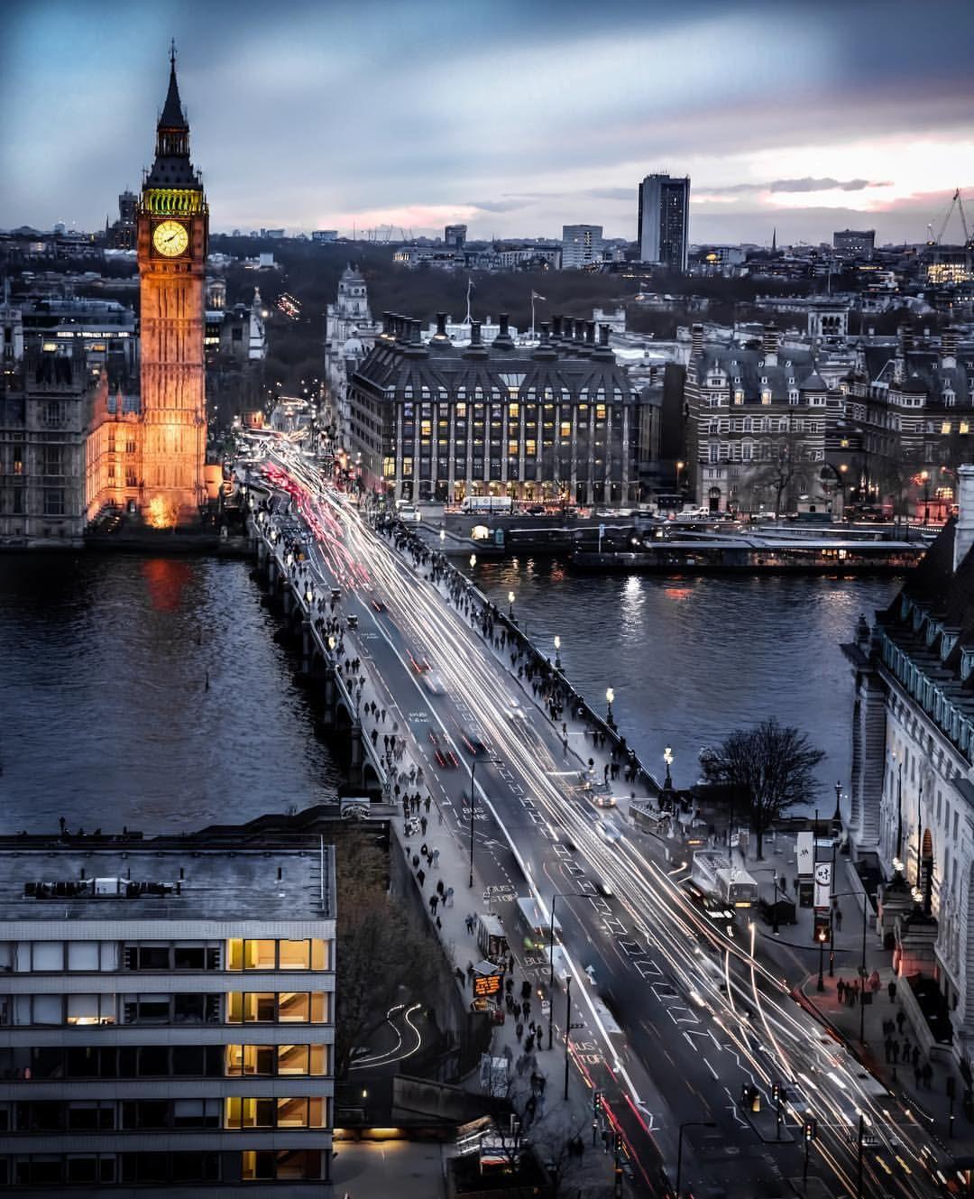 Westminster Bridge London European Vacation London Westminster