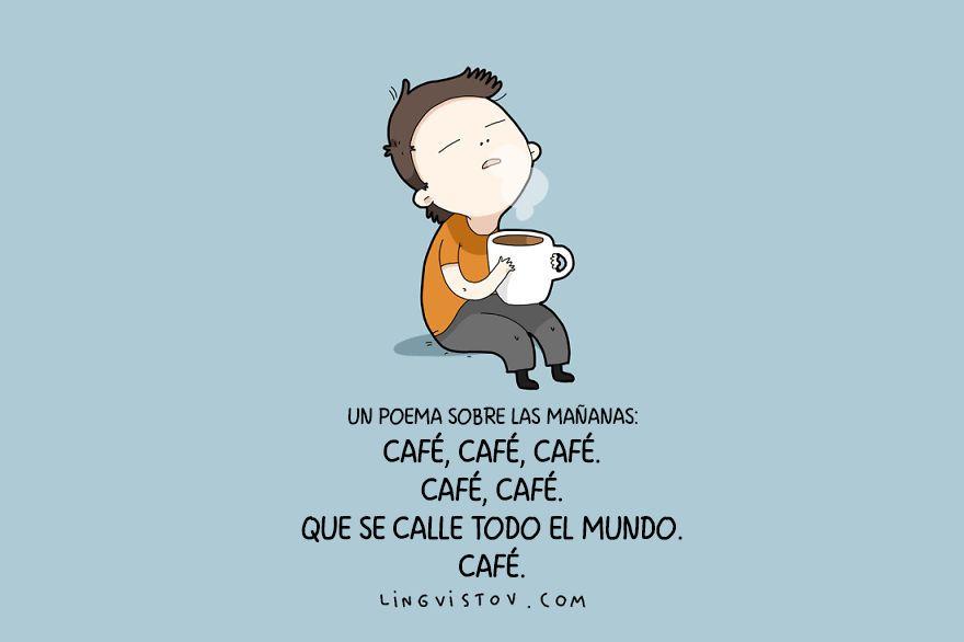 8 Frases Sobre El Cafe Para Empezar Bien El Dia Coffee Cafe