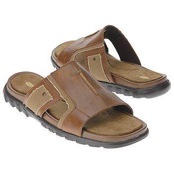 654505a179cb Scholl s Miami Sandals (Brown) - Men s Sandals - M. Dr. Scholl s Men s  Miami at Famous Footwear