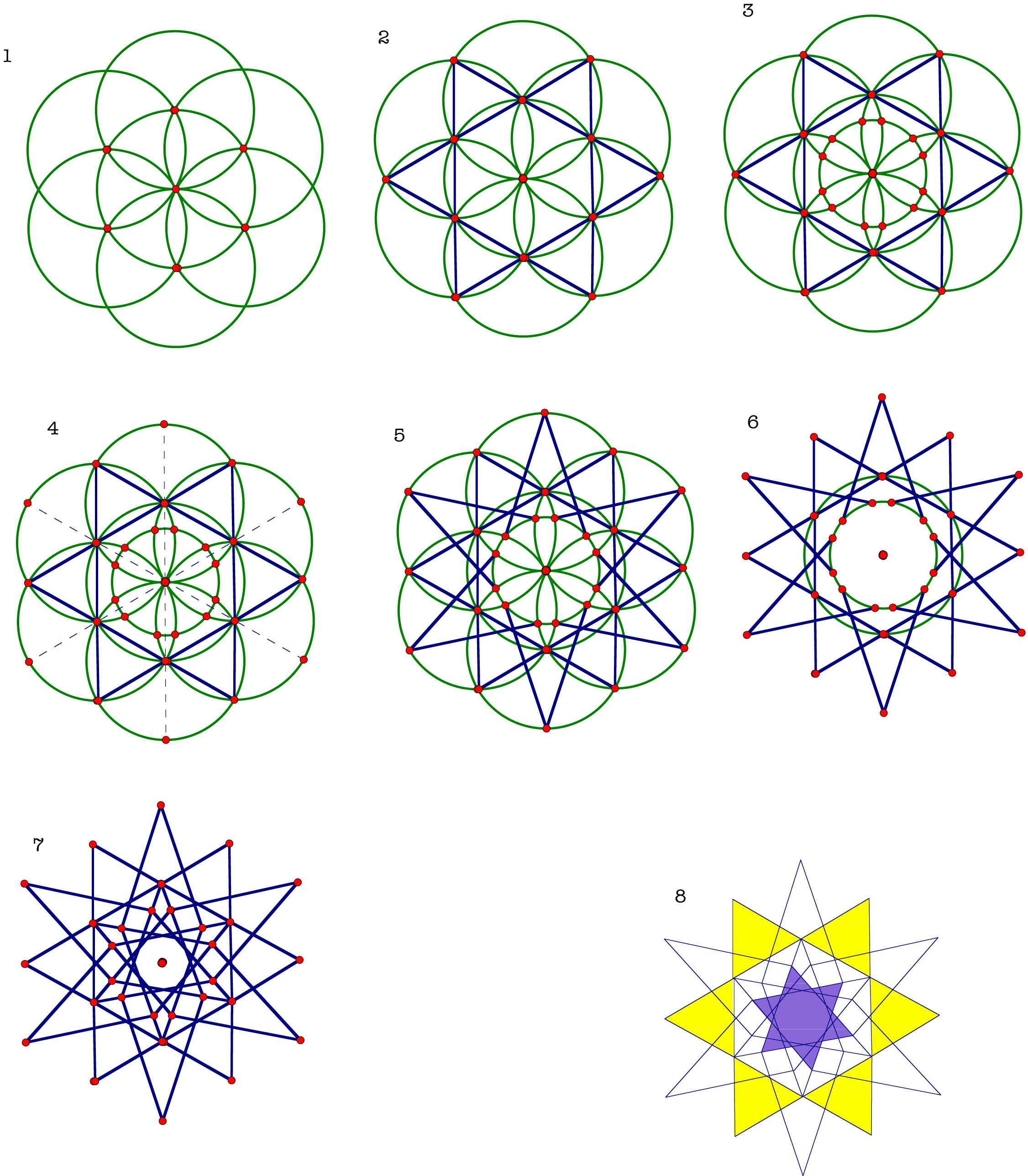 Math Geometric Art