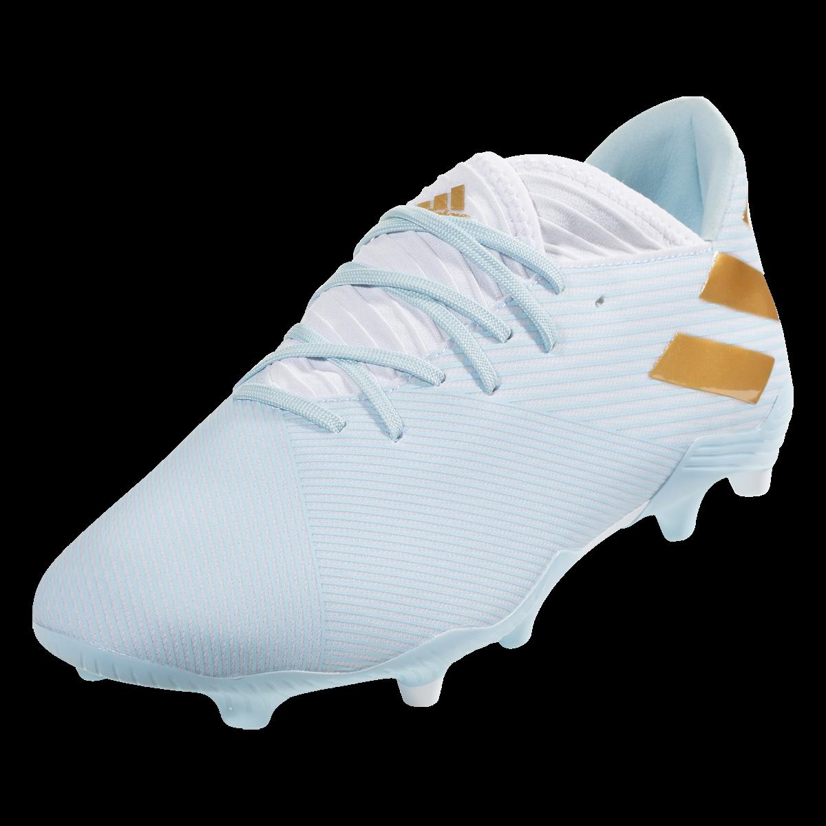 Custom soccer cleats