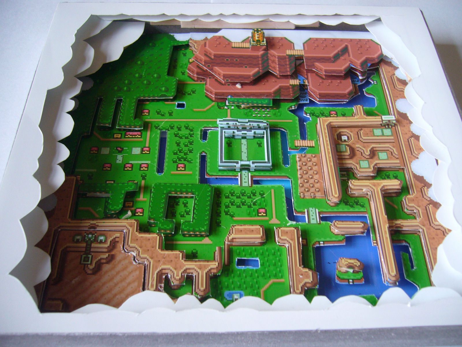 🤩The Legend Of Zelda -No Densetsu The Hyrule Fantasy -Famicon