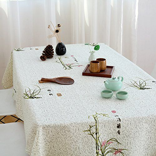 Cloth Tablecloth Pastoral Fresh Cotton And Linen Simple Classical Tablecloth ,Table Cloth Coffee Table Towel