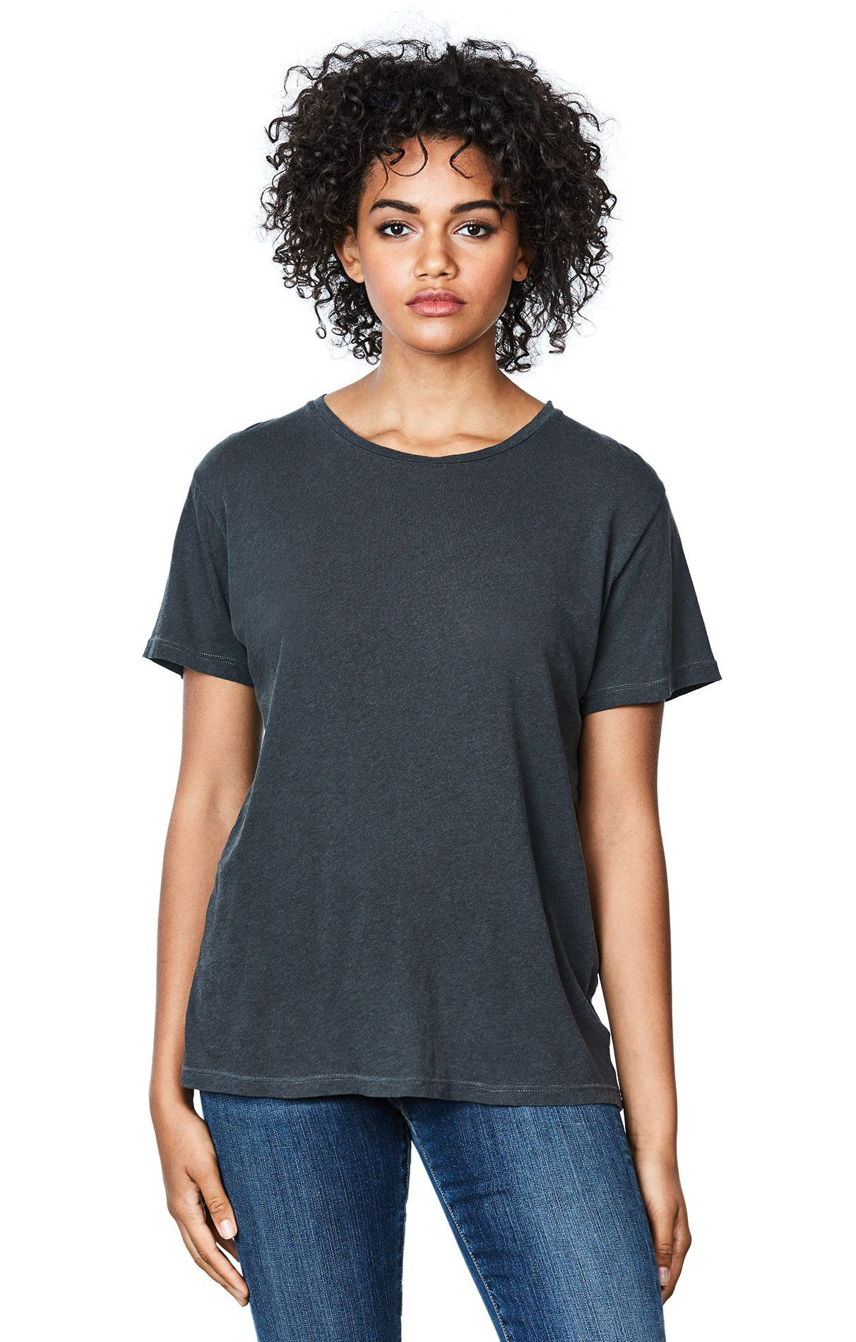 PIGMENT DYED SHORT SLEEVE TEE