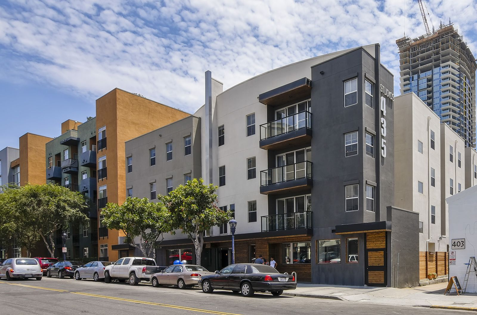 We Re Open The Studios Is A Luxury Micro Apartment Community In The Heart Of The Exhilara San Diego Apartments Apartment Communities Micro Apartment