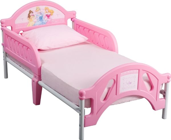 Super cute princess bed for your little princess!