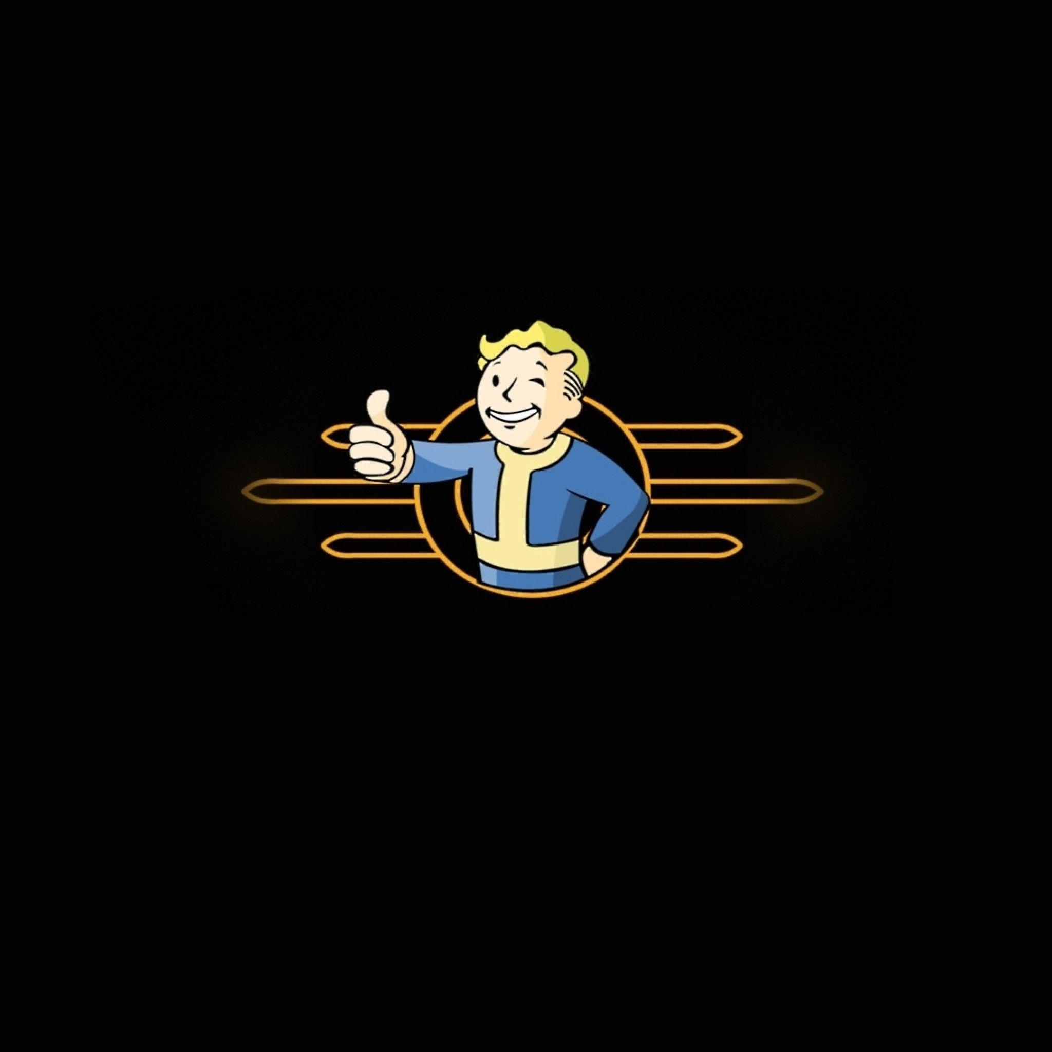 Fallout 3 Vault Boy 194771 Fallout Wallpaper Fallout Art Vault Boy