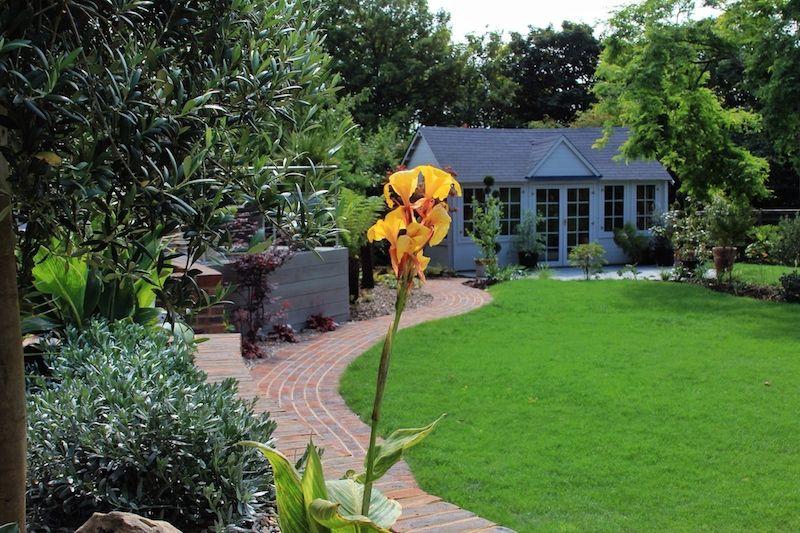 Large Garden Design project in Eastbourne | Outdoor ...
