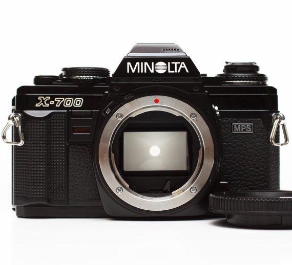 Minolta SRT 100 Chrome 35mm Camera Body | KEH Camera