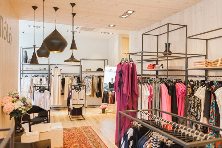 Clothing Boutique Interior Design