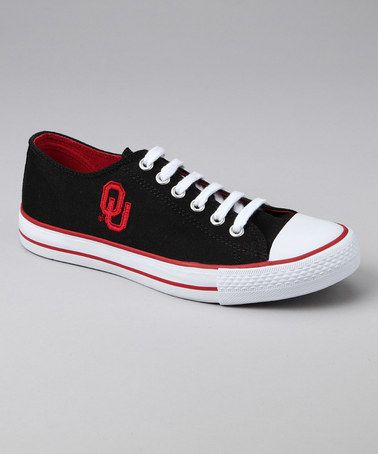 66cf40fb5 University of Oklahoma Sneaker - Women by Campus Gear on  zulily today!