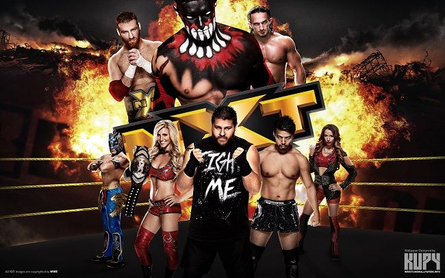 WWE NXT UK 24102018 Hd picture, Christy hemme, Wwe