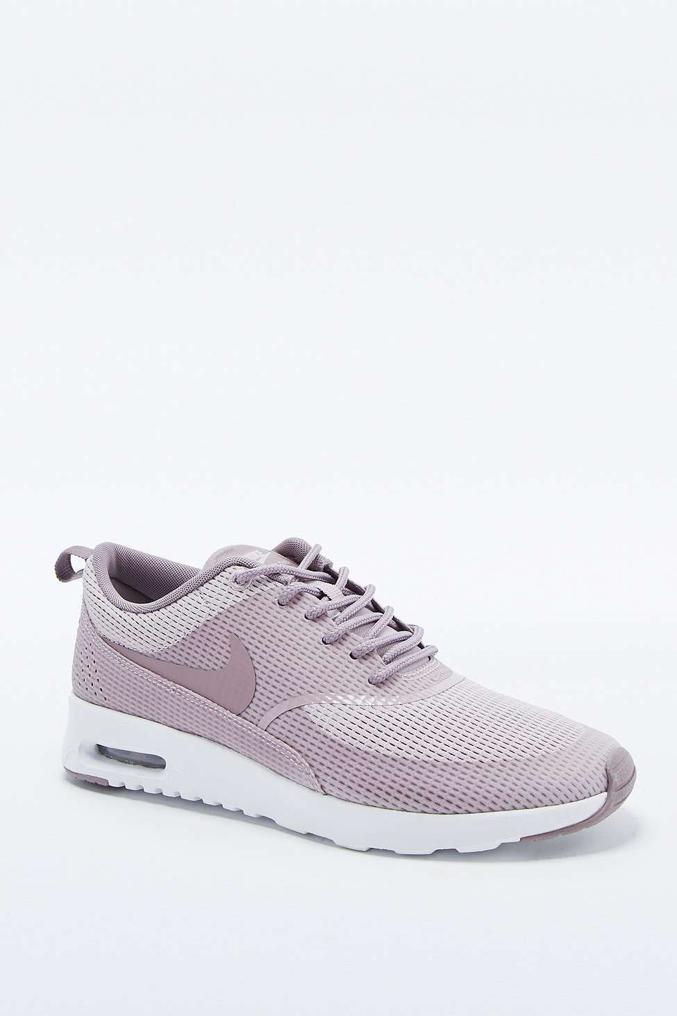 separation shoes b8830 091f7 Nike Air Max Thea Mauve Trainers