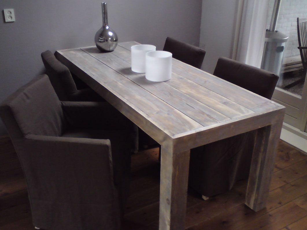 Meer dan 1000 ideeën over afgewerkte tafel op pinterest ...