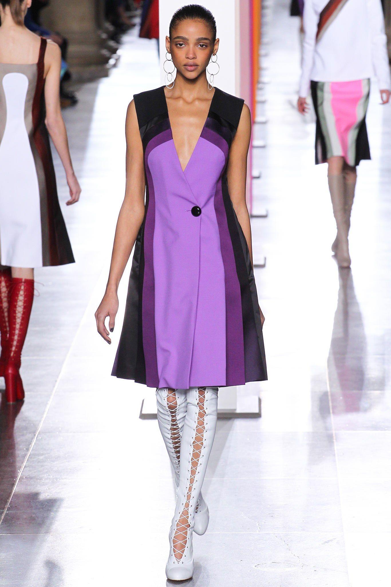 Model: Aya Jones