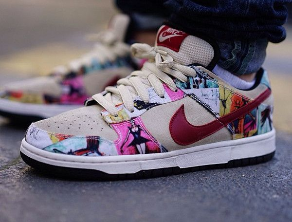 promo code 1306c 55687 Nike Dunk Low SB Paris (2003) jusb13