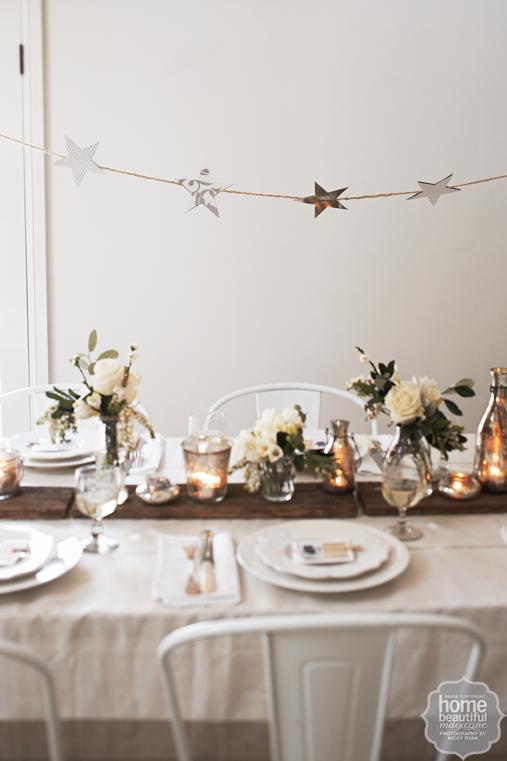 8 creative ideas for Christmas table settings | CHRISTMAS: Table ...