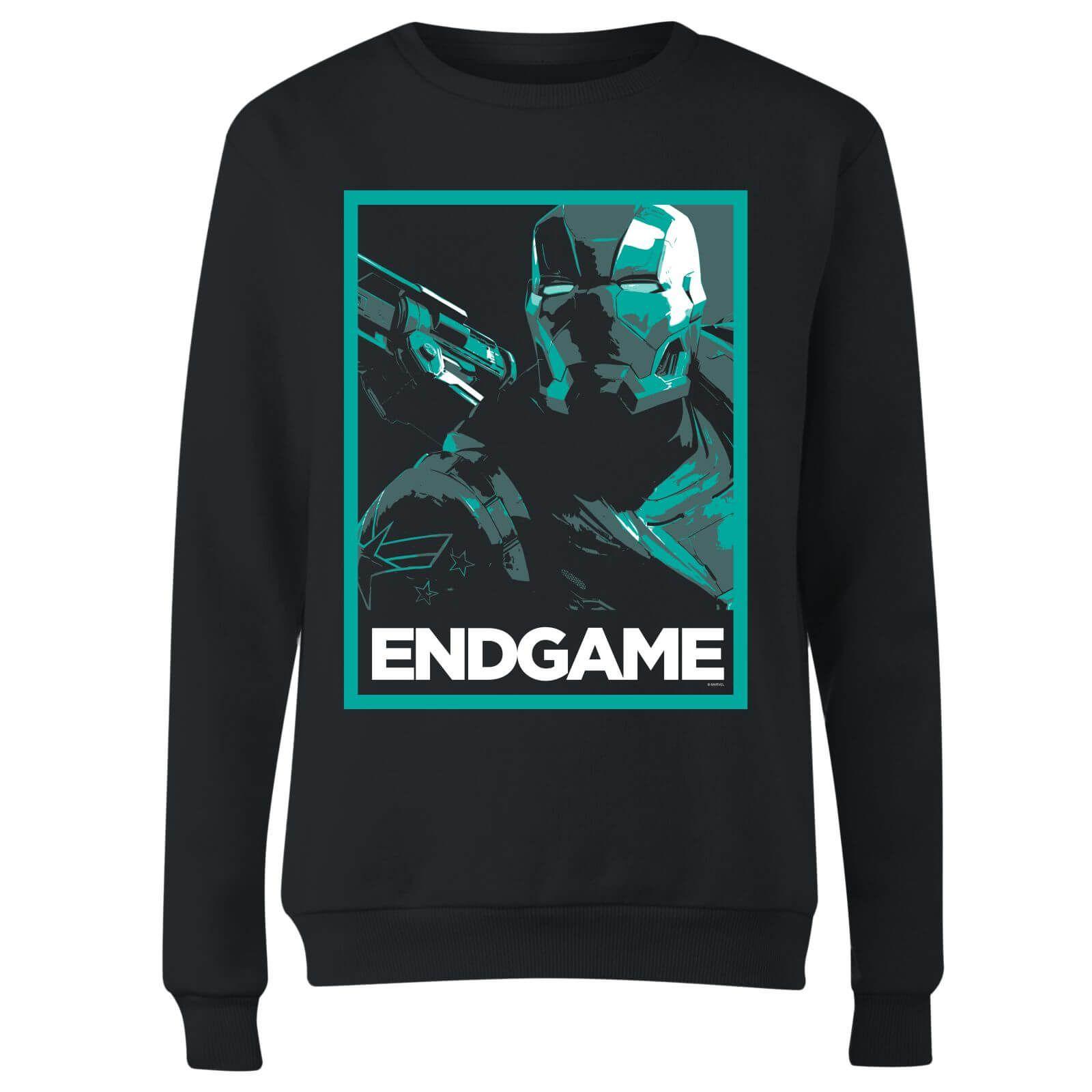 Avengers Endgame A Team Children/'s Unisex Black T-Shirt