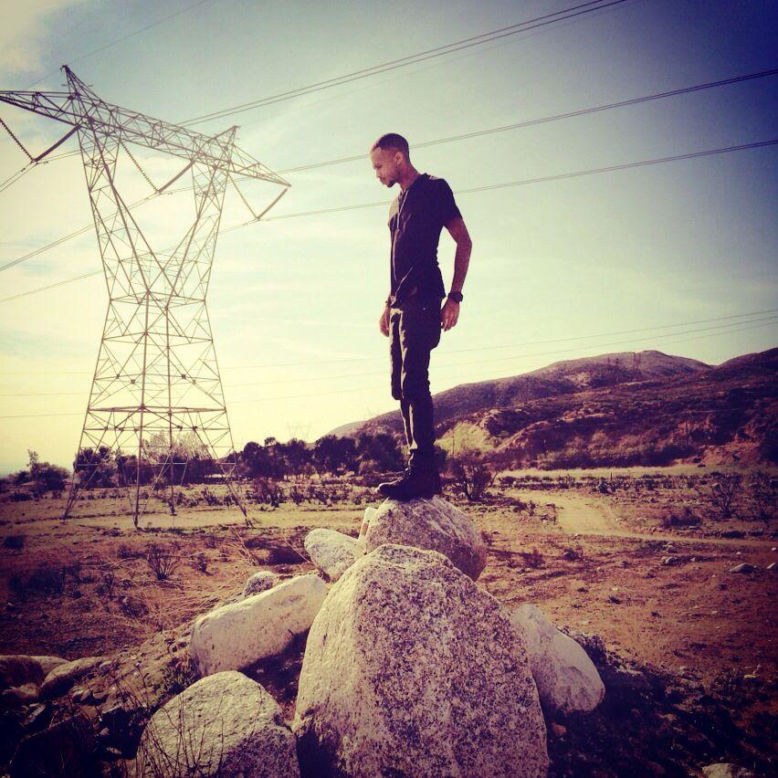 When they cast stones be the rock that won't top over--ZEDRICK COLEMAN JR (Amvicious)