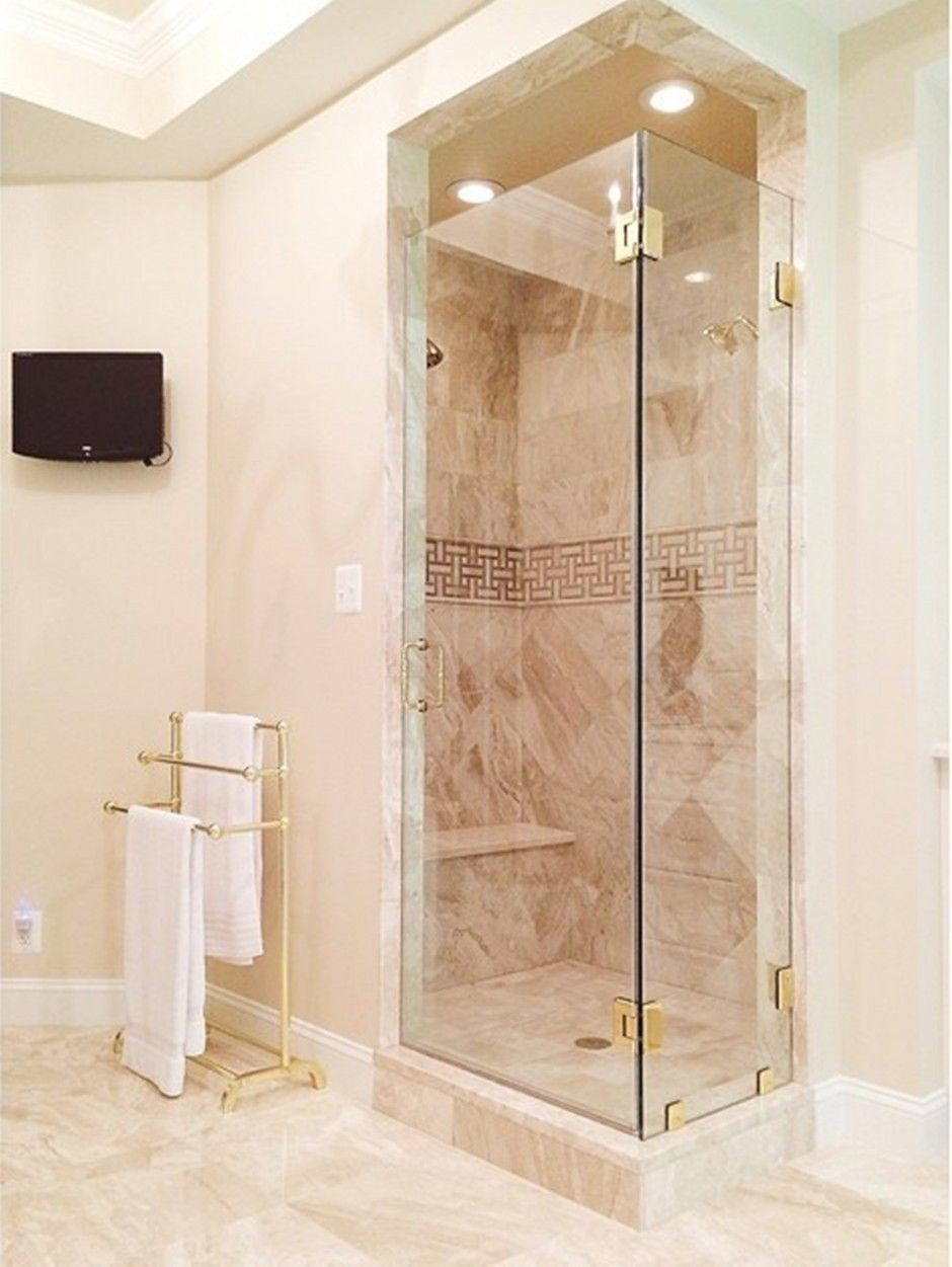 Walk In Shower Enclosure With Towel Rail Liz Small